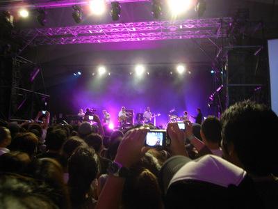 DONAVON FRANKENREITER@THE GREENROOM FESTIVAL 2009