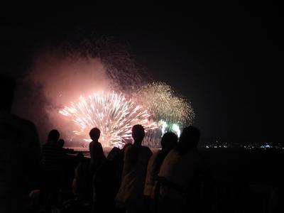 2008鎌倉花火大会